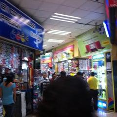Photo taken at Plaza de la Tecnología by Ezpermon on 3/7/2012