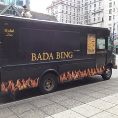 Photo taken at Bada Bing Philly Cheesteaks by Phil H. on 4/1/2012