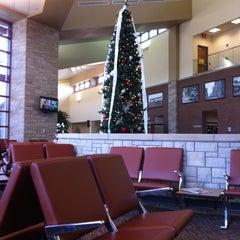 Photo taken at Joplin Regional Airport (JLN) by Kristina W. on 1/3/2011