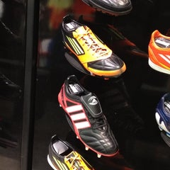 Photo taken at Adidas by Myriam L. on 5/13/2012
