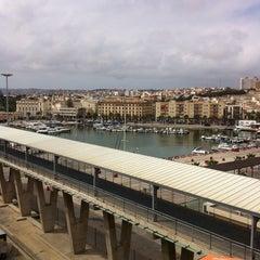 Photo taken at Naviera Armas - Ferry Melilla-Motril by Juan P. on 9/16/2011