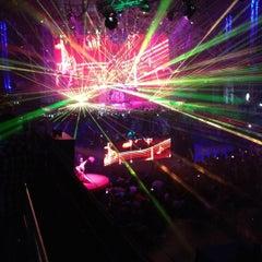 Photo taken at Privilege Ibiza by Mark U. on 7/21/2012