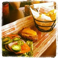 Photo taken at Smashburger by Tim S. on 4/9/2012