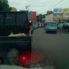 Photo taken at Patung Kuda by meyer T. on 12/24/2011