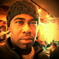 Photo taken at Caribou Coffee by Will E. on 1/15/2012