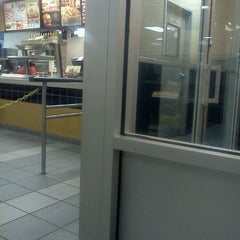 Photo taken at Burger King by Brooke T. on 12/8/2011