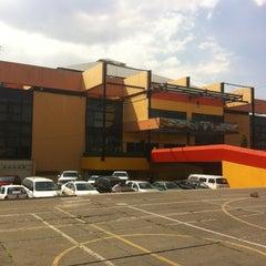 Photo taken at Explanada Delegación Venustiano Carranza by Eduardo C. on 3/26/2012