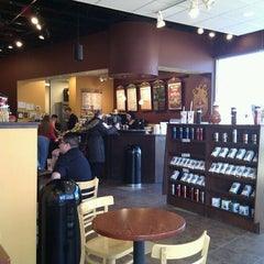 Photo taken at Saxbys Coffee by Daniel X. on 12/22/2011