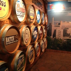 Photo taken at Coors Brewing Company by Melissa M. on 7/21/2012