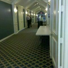 Photo taken at Thompson Alumni Center by Daniel D. on 4/8/2012
