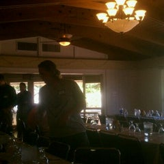 Photo taken at Dobson's Restaurant by Gregg W. on 11/1/2011