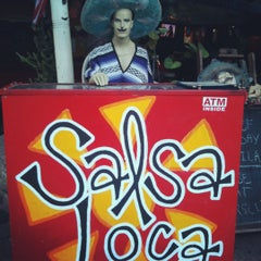 Photo taken at Salsa Loca by Mark R. on 7/25/2012