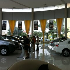 Photo taken at Toyota Service Center by David A. on 4/7/2012