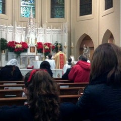 Photo taken at S.S. Peter And Paul Catholic Church by Chris M. on 12/25/2011