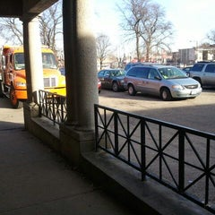 Photo taken at Marquette Park by John J. on 1/11/2012