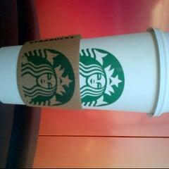 Photo taken at Starbucks (Southside) by Cristian C. on 9/23/2011