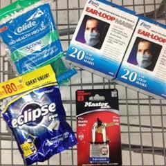 Photo taken at Walmart by Reya S. on 4/4/2012