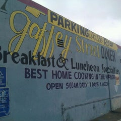 Photo taken at Gaffey Street Diner by Daisy T. on 9/17/2011