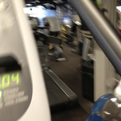 Photo taken at McVeigh Sports & Fitness Center by Sintia L. on 5/26/2012