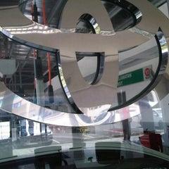 Photo taken at Toyota Servis Bahau by Adzmie I. on 12/27/2011