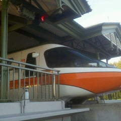 Photo taken at Monorail Orange by Scott M. on 11/27/2011