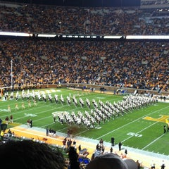 Photo taken at Neyland Stadium by Becca P. on 11/2/2011