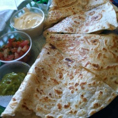 Photo taken at Paco's Tacos by Reina H. on 6/7/2012