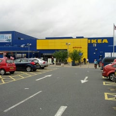 Photo taken at IKEA by Andrew W. on 7/17/2012