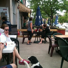 Photo taken at Janik's Cafe by Maria A. on 5/26/2012