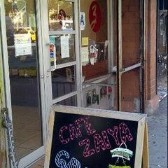 Photo taken at Cafe Zaiya by Jeff H. on 7/18/2011