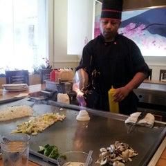 Photo taken at Kenji Hibachi & Sushi Bar by Brandon W. on 8/22/2012
