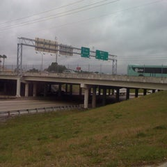Photo taken at Interstate 4 & Florida State Route 436 by TJ D. on 4/5/2011