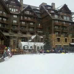 Photo taken at The Ritz-Carlton, Bachelor Gulch by Paula S. on 2/1/2012