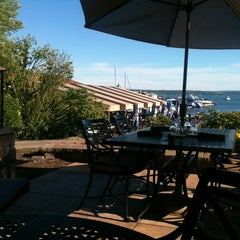 Photo taken at The Inn on the Lake by Stacey C. on 8/6/2012