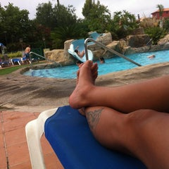 Photo taken at diverhotel Tenerife Spa&Garden 4* by Dani C. on 8/20/2012