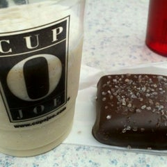 Photo taken at Cup O' Joe by Chett M. on 9/17/2011