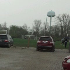 Photo taken at Spindler Sports Complex by Scott M. on 3/24/2012