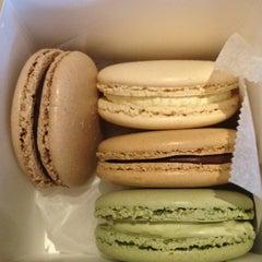 Photo taken at Bouchon Bakery by Liz on 12/11/2011