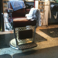 Photo taken at Kenwood Barbers by Derek on 6/16/2012