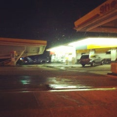 Photo taken at Shell by JamesPaul L. on 12/1/2011