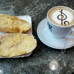 Photo taken at Padaria Brasileira by Ramalho J. on 3/16/2012