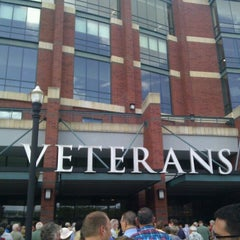 Photo taken at Jacksonville Veterans Memorial Arena by Paul A. on 9/24/2011