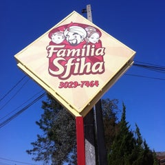 Photo taken at Família Sfiha by Gerson G. on 8/7/2011