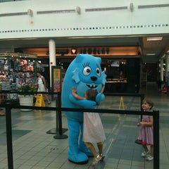 Photo taken at Broadway Mall by Samantha K. on 8/20/2011