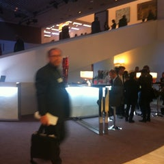 Photo taken at World Economic Forum 2012 (Davos Congress Center, WEF) by Vyacheslav D. on 1/26/2011