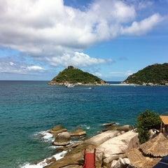 Photo taken at Dusit Buncha Resort by Marco M. on 8/24/2011