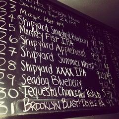 Photo taken at Tap 42 Bar & Kitchen by Lauren B. on 5/20/2012