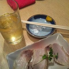 Photo taken at のめん by hikaru4179 on 4/12/2012