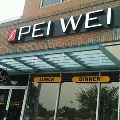 Photo taken at Pei Wei by John S. on 5/19/2011