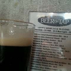 Photo taken at Schmizza Pub & Grub on 21st by Derek W. on 10/27/2011